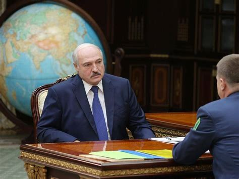 This outlandish action by lukashenko will have serious implications.' 'lukashenko and his regime today showed again its contempt for international community and its citizens. Protests cause Belarus spike: Lukashenko | Lithgow Mercury | Lithgow, NSW