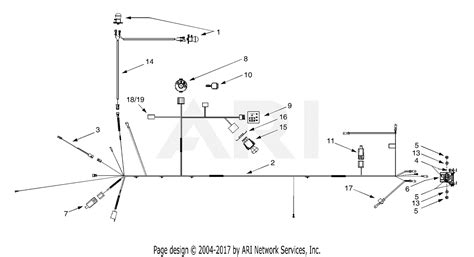 Wire Diagram Huskee Mtd by Mtd 14av807p131 2000 Parts Diagram For Electrical Wiring