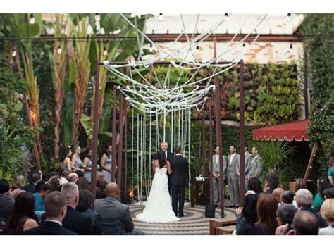 top wedding venues  los angeles  year los altos