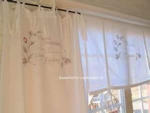 Shabby Chic Gardinen : scheibengardinen gardine gardinen h kelgardine shabby landhaus wei on popscreen ~ Eleganceandgraceweddings.com Haus und Dekorationen
