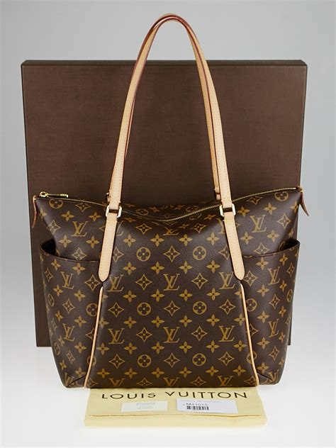 louis vuitton monogram canvas totally mm bag yoogis closet