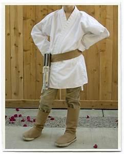 Cheap DIY Luke Skywalker Costume Ideas | Karate, Costume ...