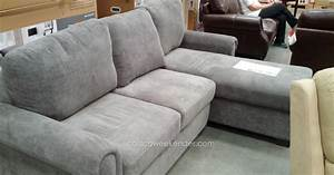 pulaski newton convertible chaise sofa costco weekender With pulaski sofa bed