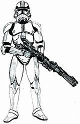Clone Coloring Wars Trooper Commander Arc Colouring Getcolorings Printable Clipartmag Clipart Drawings Getdrawings Colorings sketch template
