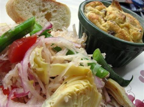 cuisiner les chanterelles il faut jouer avec sa nourriture petit dîner léger