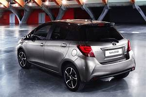Toyota Yaris Hybride Avis : salon de gen ve 2017 toyota yaris restyl e peaufin e ~ Gottalentnigeria.com Avis de Voitures