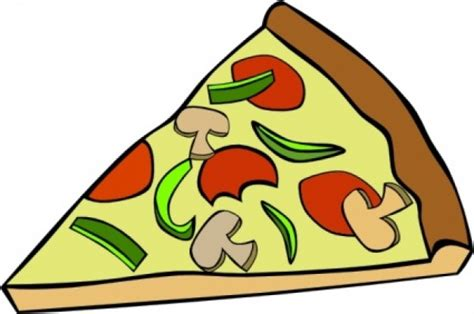 animation cuisine pizza slice clipart panda free clipart images