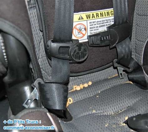 nettoyer siege voiture vapeur comment nettoyer un siège auto facilement et rapidement