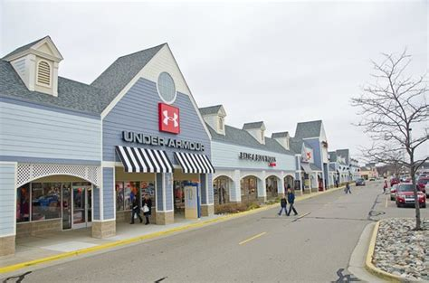 Tanger Outlets Howell (MI): Address, Phone Number, Reviews ...