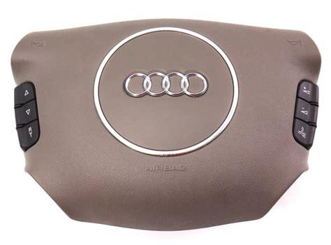 steering wheel airbag air bag audi      p