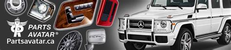 Compared with shopping in real stores. PartsAvatar - Best Quality Mercedes G Class Parts