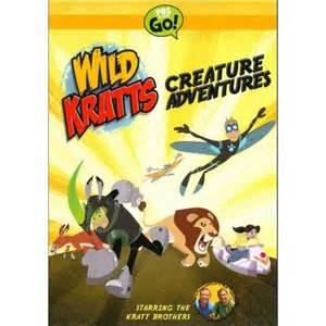 Wild Kratts Creature Discs