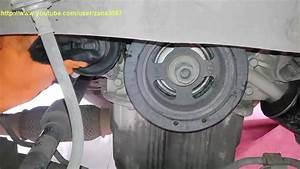 Change Belts Compressor And Belts Dynamo