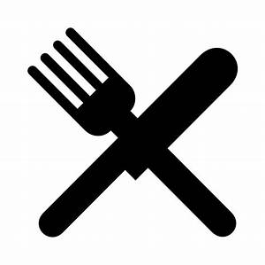 File:Fork & knife.svg - Wikimedia Commons