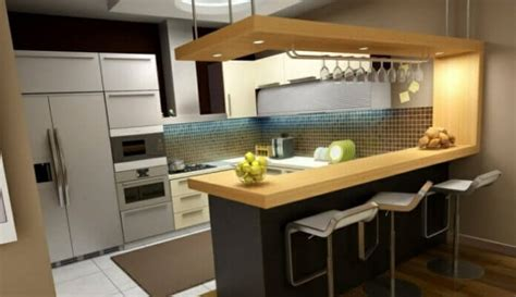 como decorar una cocina al estilo bar