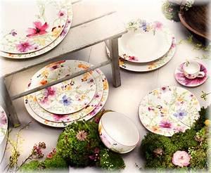 Geschirr Von Villeroy Und Boch : villeroy boch mariefleur serve salad salatsch ssel 36x24cm premium porzellan ebay ~ Frokenaadalensverden.com Haus und Dekorationen