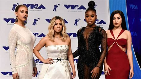 Fifth Harmony Cuts Ties With Camila Cabello Shady Vmas