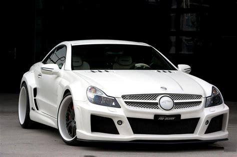 Mercedes-benz Sl500 R230 By Fab Design