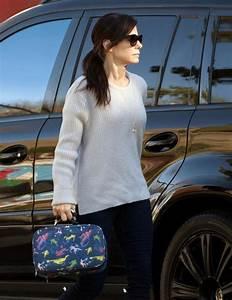 Sandra Bullock Street Style