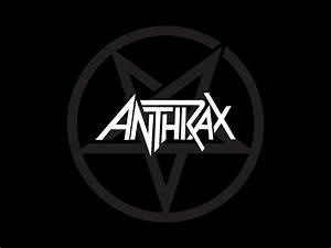 Anthrax logo and Anthrax wallpaper | Band logos - Rock ...