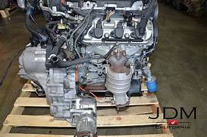 Jdm Honda J35a Engine For Acura Rl 3 5l Vtec 2005 2008 Awd