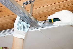 Installer Spot Plafond Existant : faux plafond suspendu et tenu pose gf batek sa ~ Dailycaller-alerts.com Idées de Décoration