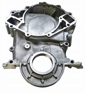 460 7 5l Timing Chain Cover