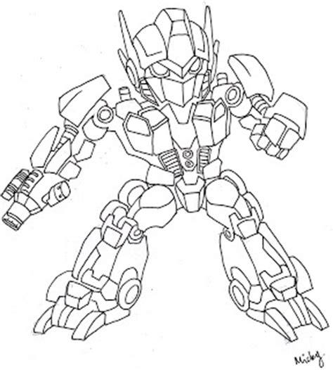 im  micky baby transformers autobots  anime