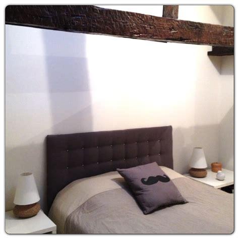 fabriquer une tete de lit capitonne lucette et suzette diy fabriquer une t 234 te de lit