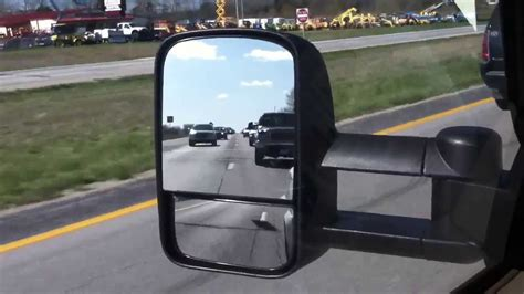 gm tow mirrors youtube