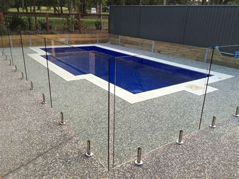 frameless glass fencing information absolute glass