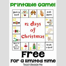 51 Best 12 Days Of Christmas Images On Pinterest  Christmas Activities, Christmas Crafts And