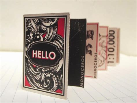 small comforts a matchbox zine the book design blog