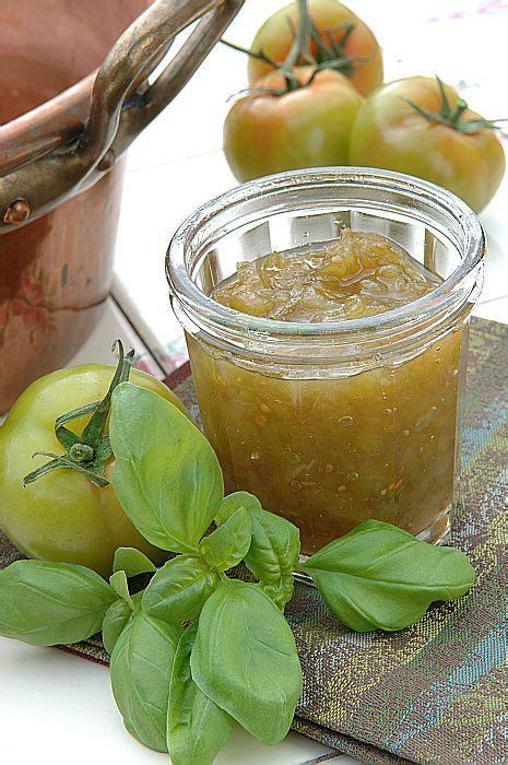cuisine tomates vertes confiture de tomates vertes la cuisine de norbert