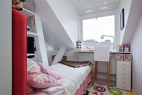 chambre minuscule déco chambre en 55 idées originales