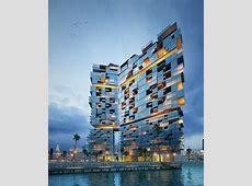 Palm Jumeirah Residential Apartments DSA Architects