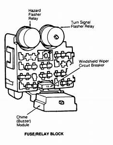 Jeep Turn Signal Flasher Location