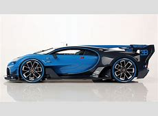 112 scale Bugatti Vision GT a big news from Looksmart