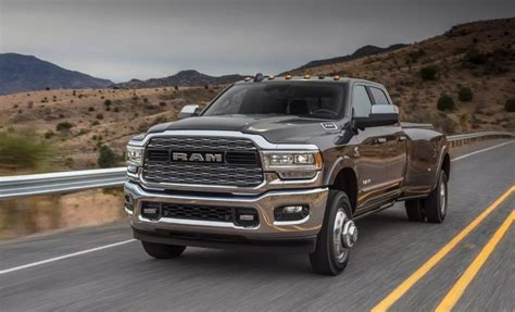 2020 Dodge Ram by 2020 Dodge Ram 3500 Dually Colors Concept Interior