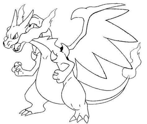 Pokemon Mega Lugia Free Colouring Pages