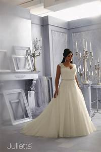 Julietta bridal by mori lee 3162 julietta plus size bridal for Plus size wedding dresses dallas