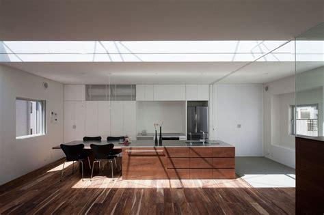 Moderne Häuser Wohnzimmer by 7 X 7 Moderne Japanisches Haus Beinhaltet 7 215 7