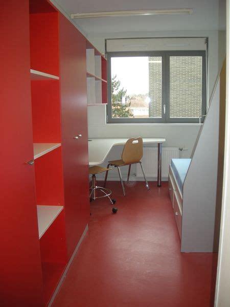 chambre etudiant arras chambre 26 à 28m2 meublé en résidence crous lille cedex