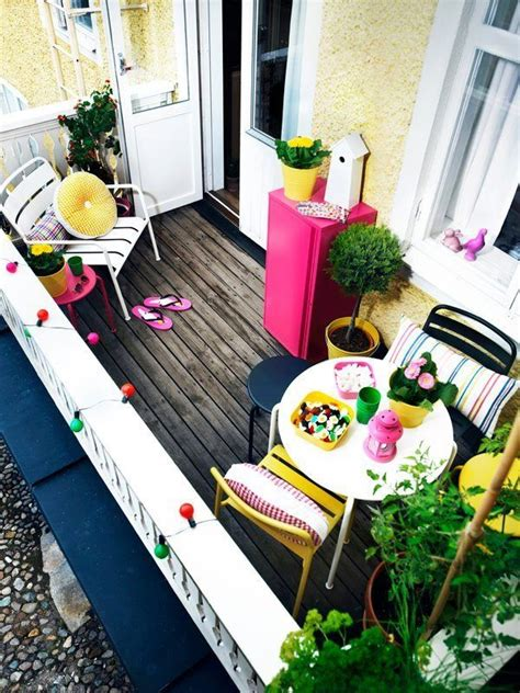 idees pour amenager son balcon idee deco terrasse