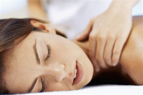 Can A Massage Decrease Stress Hormone Cortisol Dose