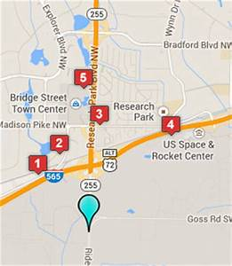 Hotels near Marshall Space Flight Center - See Military ...