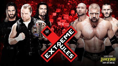 The Shield vs Evolution - WWE on Wrestling Media