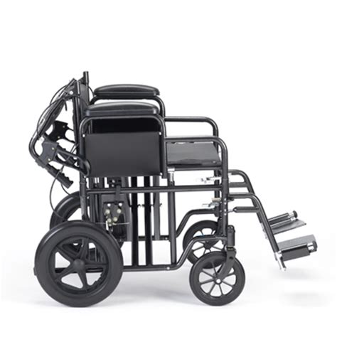 Invacare Transport Chair 12 Inch Wheels by Invacare Heavy Duty With 12 Quot Rear Wheels Invacare Heavy