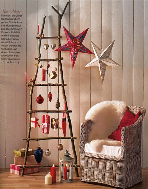how to make a ladder christmas tree simply vintageous by suzan tree ladders