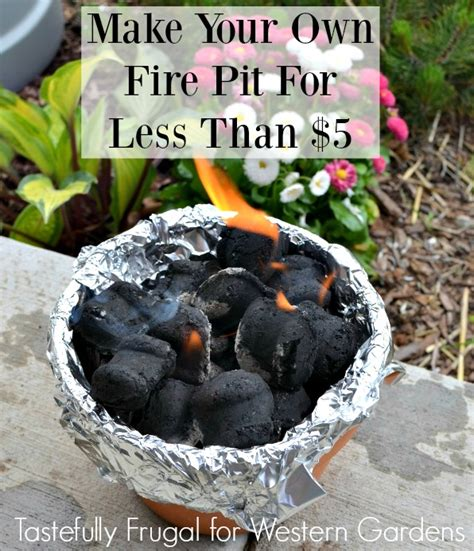 make your own pit make your own pit in 4 easy steps a beautiful mess